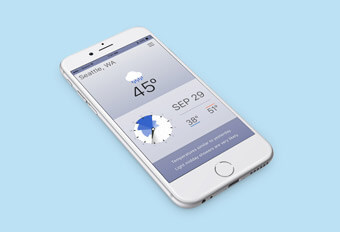 Next 12 — Weather App